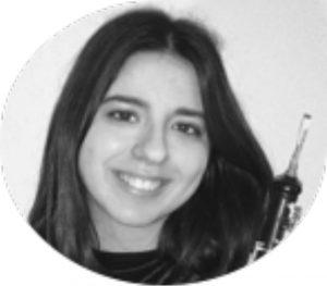 Ángela Lorente Andréu, oboe