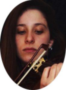 Lorena Soria Bermúdez, violín
