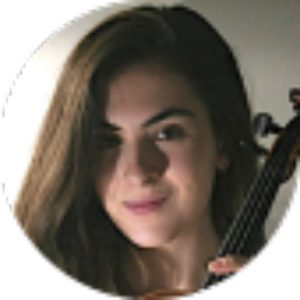 Marta Royo López, violín.
