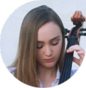 Rocío Muñoz Torrecillas, violonchelo.